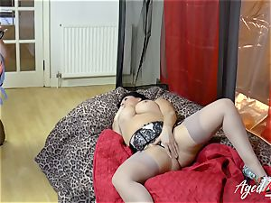 AgedLovE Lacey Starr interracial xxx action