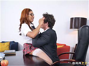 naughty college girl Jenna Foxx