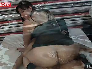 LETSDOEIT - bootylicious Latina fucked hard By Her enjoy