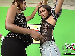 lezzy lecturer makes yummy enjoy to one of her finest college girls