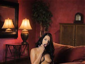 Adriana Chechik warm solo masturbation session