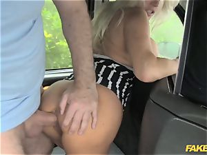 fake taxi sex industry star makes debut in london cab