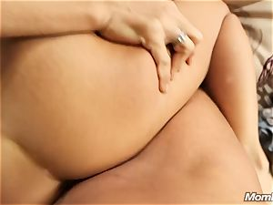 ass fucking humping a huge-chested nympho mummy point of view