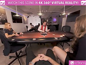 VRBangers.com-Busty stunner is fuckin' rock hard in this agent