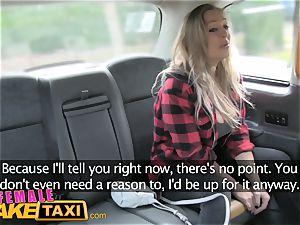 damsel faux taxi ample titties lesbos enjoy the gash
