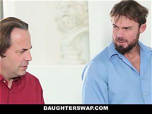 DaughterSwap - red-hot daughters-in-law Get spread