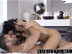 NubileFilms - sensuous pecker ride With Megan Rain