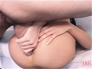 asian stunner Marica Hase craves it up the asshole