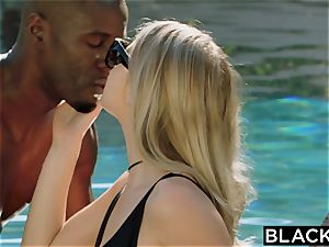 BLACKED.com blondie Gets first bbc from Brothers acquaintance