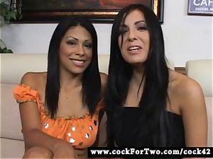 Latina Cassandra Cruz vs latin Lorena Sanchez