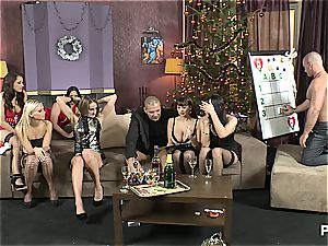 The orgy Game before Christmas vignette 1