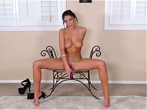 August Ames Rabbits pussy