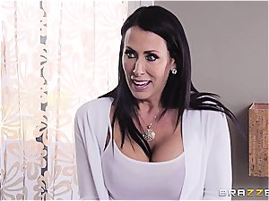super-naughty stepmom hungers for serious ravage