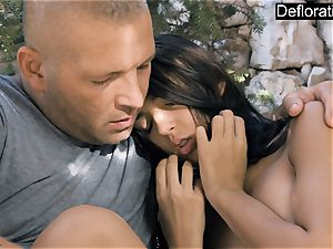 Gathieu Mirelle timid but hot virgin
