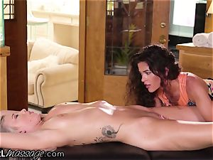 AllGirlMassage Clitoral rubdown really Helps With anguish