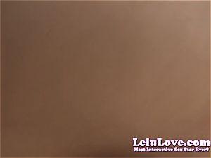 Lelu Love-POV gal friend riding internal ejaculation