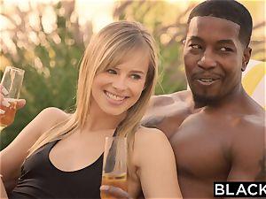 BLACKED Kendra Sunderland bi-racial Obsession Part 2