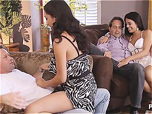 group lovemaking and Hangman with nice couples 1