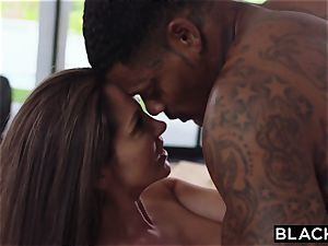BLACKED cougar only plows bbc
