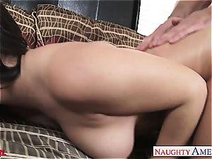 special Keisha Grey blows and pummels his thick boner