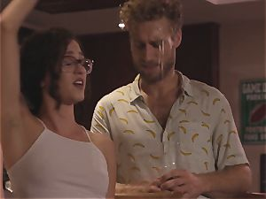 The Game part 2 with milf brown-haired India Summers