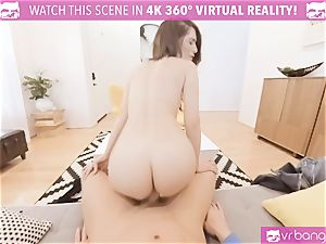 VR porno - JOSELINE KELLY MY SISTERS scorching pal pulverize