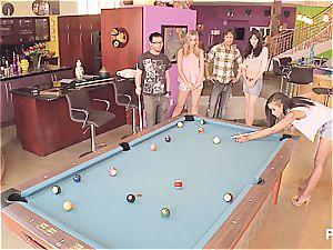 romping Pool Part 1