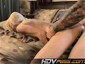 blondie Monique Alexander bang and pop-shot