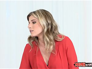 Cory chase has super-fucking-hot splendid cooter activity with her step daughter Sydney Cole