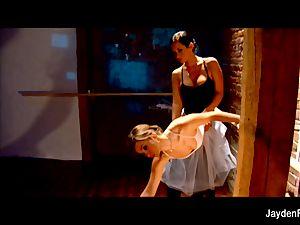 marvelous ballet lessons w Jayden Jaymes