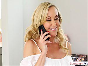 Brandi love - cheating wifey romped rock hard