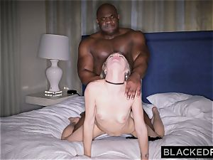 BLACKEDRAW young wife addicted to big black cock