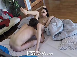 SpyFam Step sis Ariana Marie romped