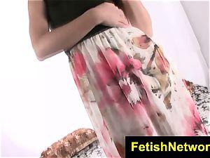 FetishNetwork Natalie Heart spread gams