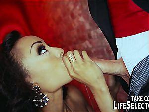 LifeSelector hook-up compilation with Samantha Bentley