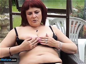EuropeMaturE super-sexy and huge-titted grandmothers Compilation