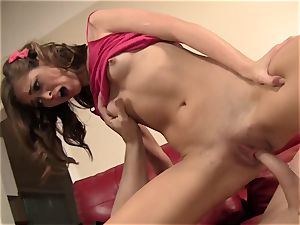 Riley Reid Has Her highly cock-squeezing puss