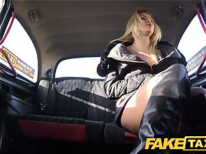 fake cab Just a frost no underwear boink