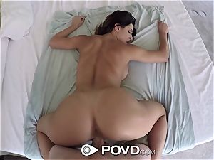 POVD hottest ravage with Leah Gotti