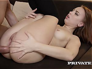 insane college mega-bitch Kira gets spanked and penetrated by her educator