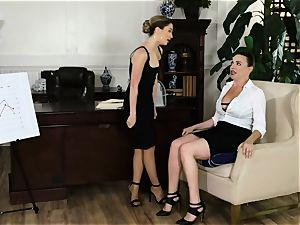 puss profits are through the roof with Jane Wilde and cougar Dana DeArmond