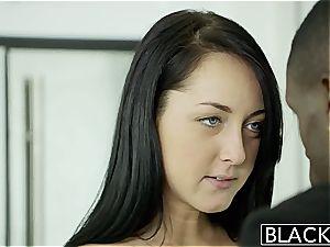 BLACKED husband Does Not Know Sabrina Banks luvs big black cock